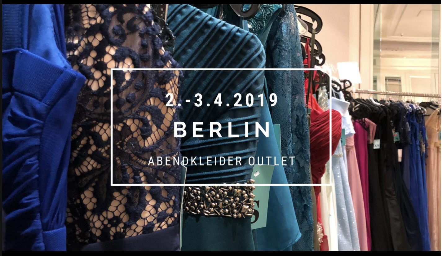 abendkleider outlet | columbia theater berlin